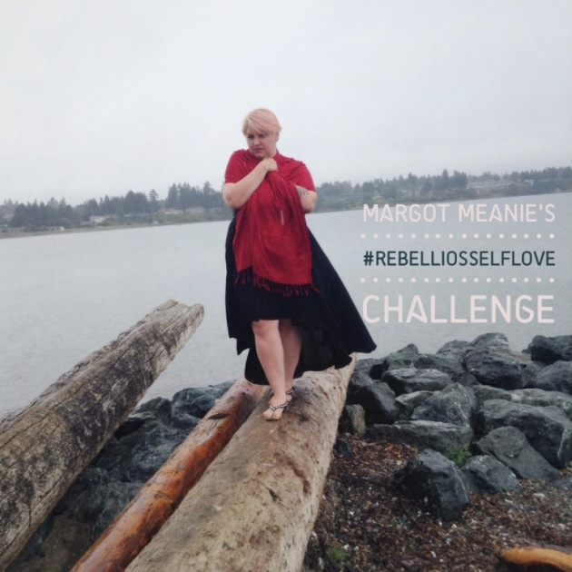 margot meanie | rebellious plus style, canadian plus size fashion blogger